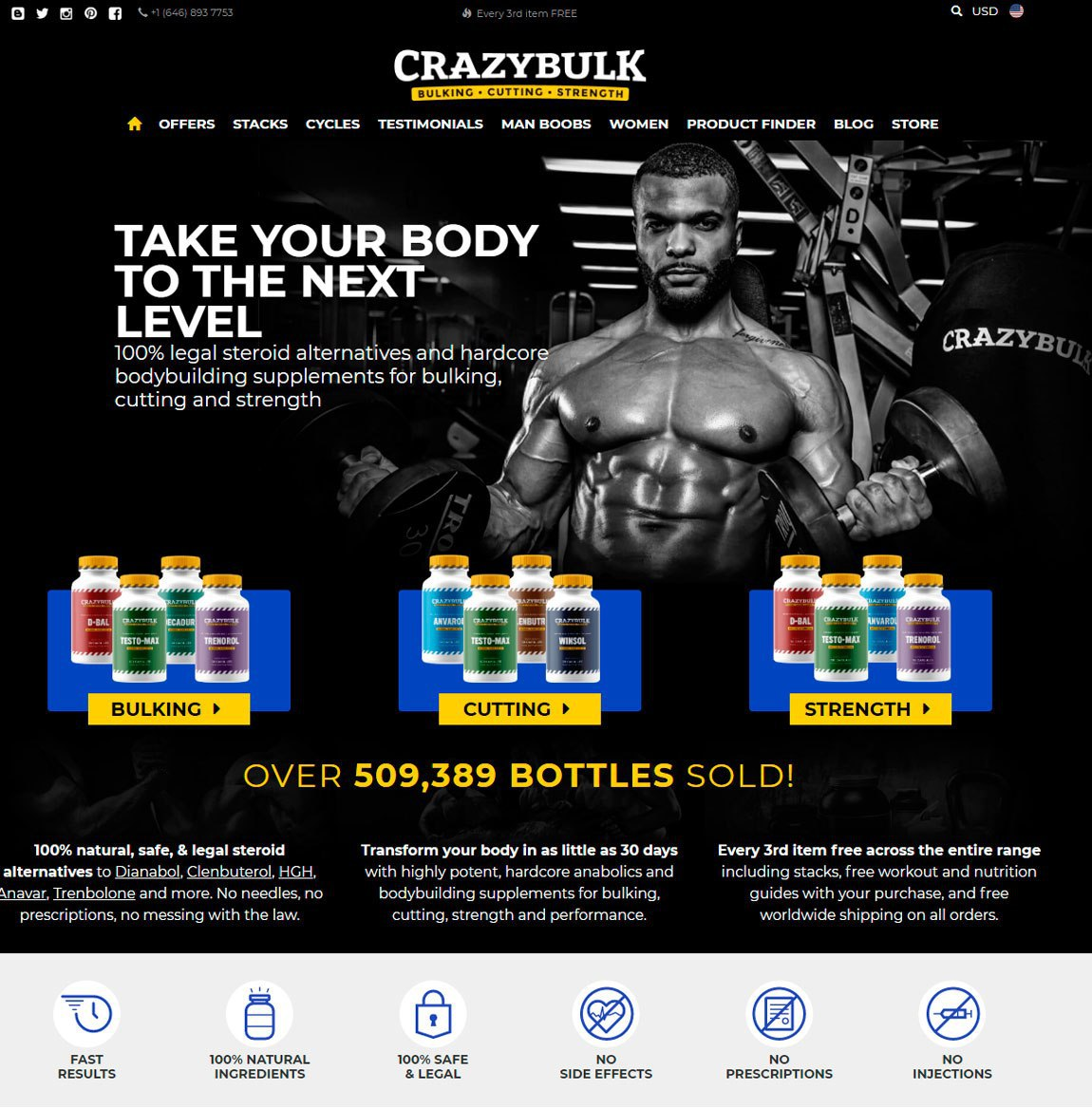 Clenbuterol for sale qatar